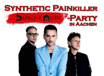 Flyer SYNTHETIC PAINkiller